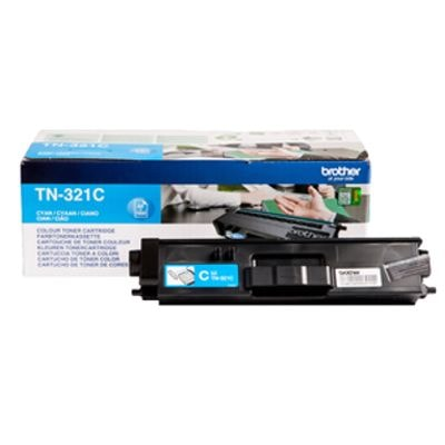 Toner oryginalny TN-321C do Brother (TN-321C) (Błękitny)