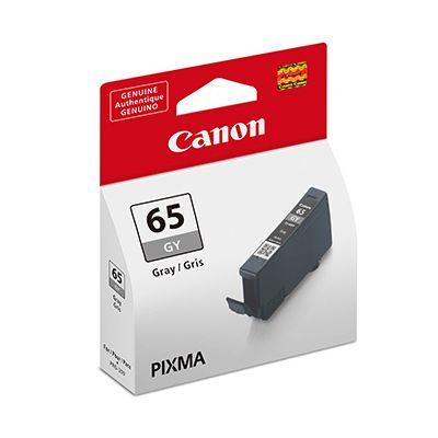 Tusz oryginalny CLI-65 GY do Canon (4219C001) (Grey)