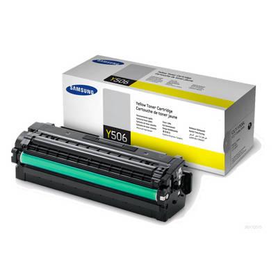 Toner oryginalny CLT-Y506L 3,5K do Samsung (SU515A) (Żółty)