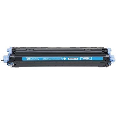 Regeneracja toner 124A do HP (Q6001A) (Błękitny)