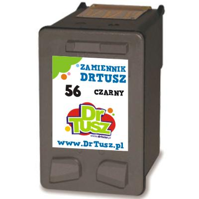 Tusz zamiennik 56 do HP (C6656AE) (Czarny)