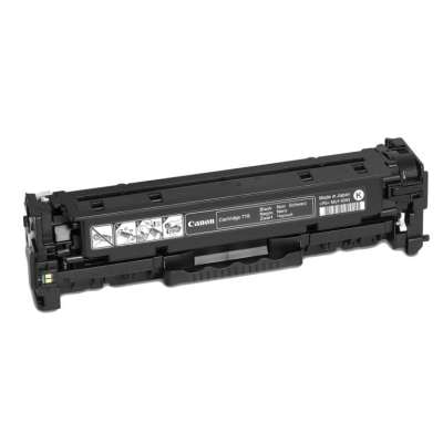 Regeneracja toner CRG-718 B do Canon (2662B002AA) (Czarny)