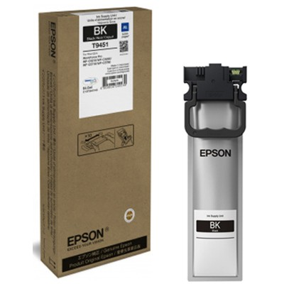 Tusz oryginalny T9451 do Epson (C13T945140) (Czarny)