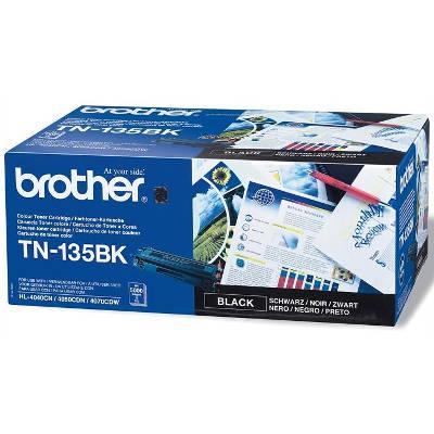 Toner oryginalny TN-135BK do Brother (TN135BK) (Czarny)