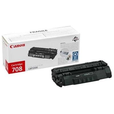 Toner oryginalny CRG-708 do Canon (0266B002AA) (Czarny)