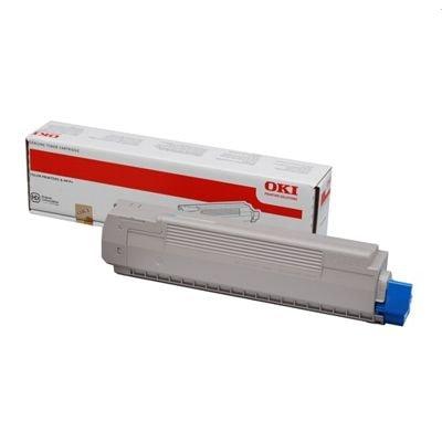 Toner oryginalny MC851/861 do Oki (44059167) (Błękitny)