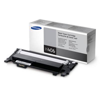 Toner oryginalny CLT-K406S do Samsung (SU118A) (Czarny)
