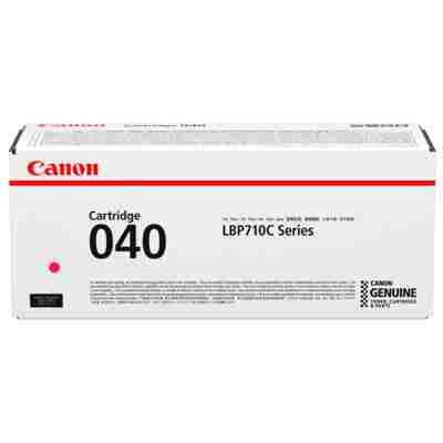 Toner oryginalny 040M do Canon (0456C001) (Purpurowy)