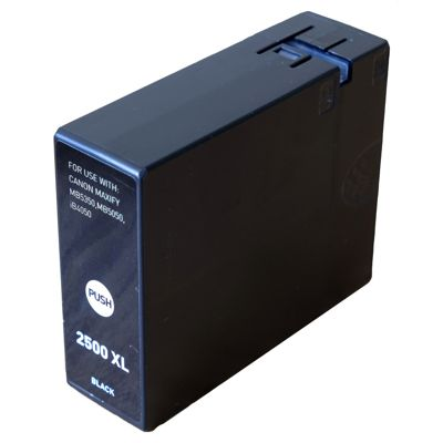 Tusz zamiennik PGI-2500 BK do Canon (9254B001) (Czarny)