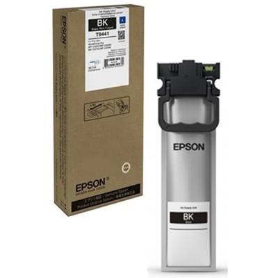 Tusz oryginalny T9441 do Epson (C13T944140) (Czarny)