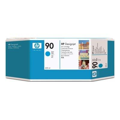 Tusz oryginalny 90 XL do HP (C5061A) (Błękitny)