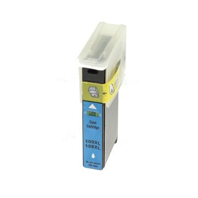 Tusz zamiennik 100 C do Lexmark (014N0900E) (Błękitny)