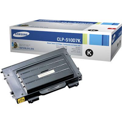 Toner oryginalny CLP-510D7K 7K do Samsung (CLP-510D7K) (Czarny)