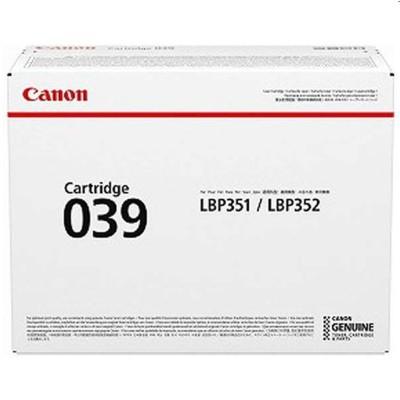Toner oryginalny CRG-039 do Canon (0287C001) (Czarny)