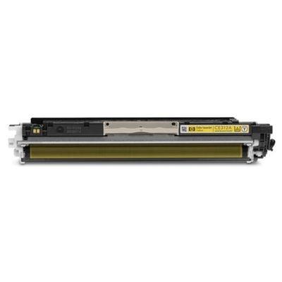 Regeneracja toner 126A do HP (CE312A) (Żółty)