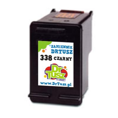 Tusz zamiennik 338 do HP (C8765EE) (Czarny)