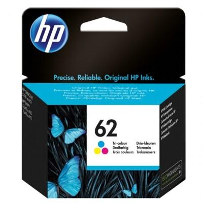 Tusz oryginalny 62 do HP (C2P06AE) (Kolorowy)