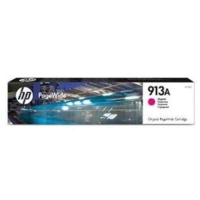 Tusz oryginalny 913A do HP (F6T78AE) (Purpurowy)