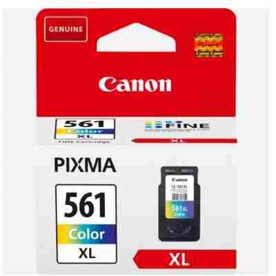 Tusz oryginalny CL-561 XL do Canon (3730C001) (Kolorowy)