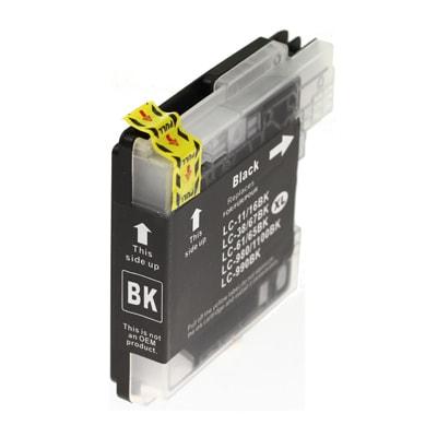 Tusz zamiennik LC-1100HY BK do Brother (LC1100HYBK) (Czarny)