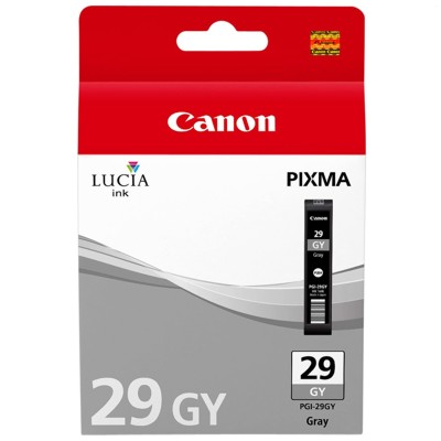 Tusz oryginalny PGI-29GY do Canon (4871B001) (Grey)
