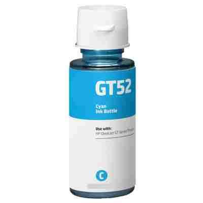 Tusz zamiennik GT52 do HP (M0H54AE) (Błękitny)