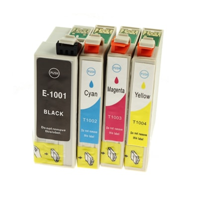 Tusze zamienniki T1006 do Epson (C13T10064010) (komplet)