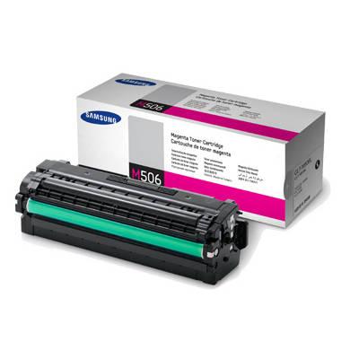 Toner oryginalny CLT-M506L 3,5K do Samsung (SU305A) (Purpurowy)