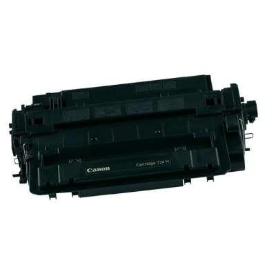 Regeneracja toner CRG-724H do Canon (3482B002AA) (Czarny)