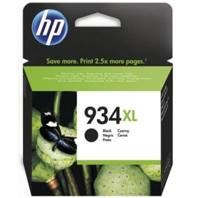 Tusz oryginalny 934XL BK do HP (C2P23AE) (Czarny)
