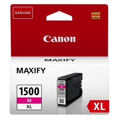 Tusz oryginalny PGI-1500 M do Canon (9194B001) (Purpurowy)