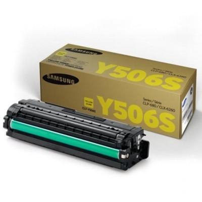 Toner oryginalny CLT-Y506S 1,5K do Samsung (SU524A) (Żółty)