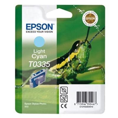 Tusz oryginalny T0331 do Epson (C13T03314010) (Czarny)