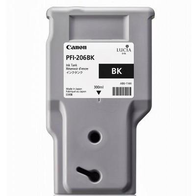 Tusz oryginalny PFI-206BK do Canon (5303B001AA) (Czarny)
