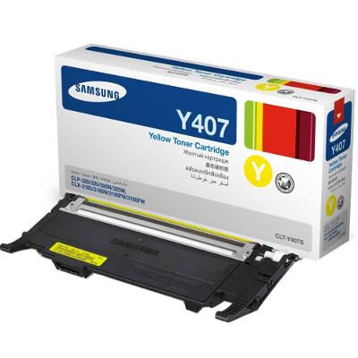 Toner oryginalny CLT-Y4072S do Samsung (SU472A) (Żółty)