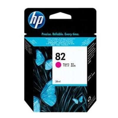 Tusz oryginalny 82 do HP (CH567A) (Purpurowy)