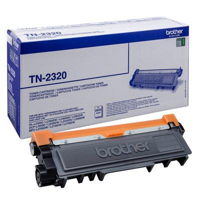 Toner oryginalny TN-2320 do Brother (TN2320) (Czarny)