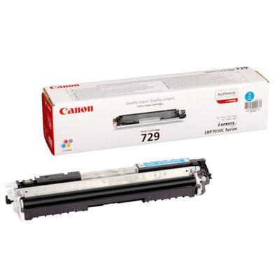 Toner oryginalny CRG-729 C do Canon (4369B002) (Błękitny)