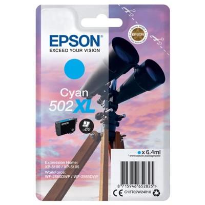 Tusz oryginalny 502 XL do Epson (C13T02W24010) (Błękitny)