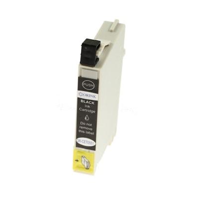 Tusz zamiennik T0551 do Epson (C13T05514010) (Czarny)