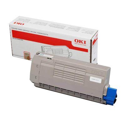 Toner oryginalny C5850/5950 do Oki (43865724) (Czarny)