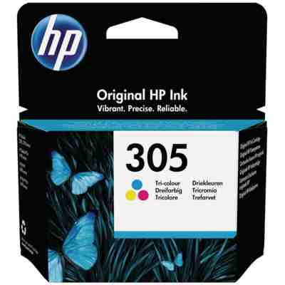 Tusz oryginalny 305 do HP (3YM60AE) (Kolorowy)