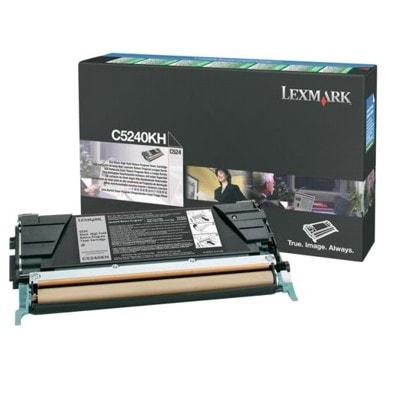 Toner oryginalny C5240KH do Lexmark (C5240KH) (Czarny)