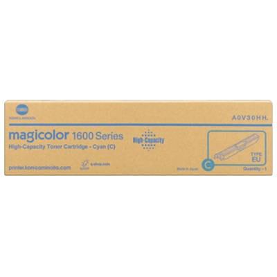 Toner oryginalny MC 1600W/1690MF do KM (A0V30HH) (Błękitny)