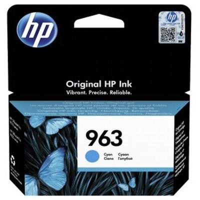 Tusz oryginalny 963 do HP (3JA23AE) (Błękitny)