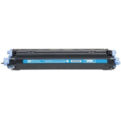 Skup toner 124A do HP (Q6001A) (Błękitny)
