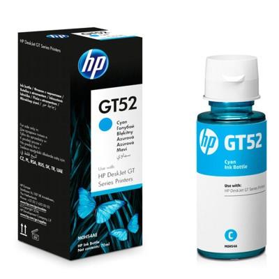 Tusz oryginalny GT52 do HP (M0H54AE) (Błękitny)