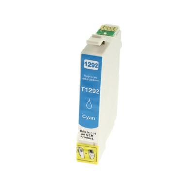 Tusz zamiennik T1292 do Epson (C13T12924010) (Błękitny)