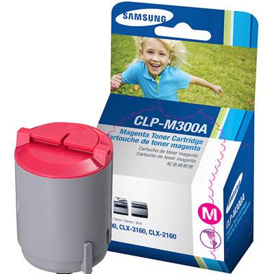 Toner oryginalny CLP-M300A do Samsung (CLP-M300A) (Purpurowy)