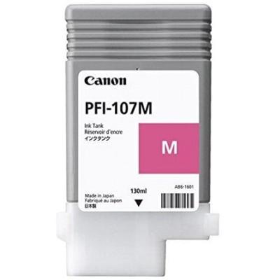 Tusz oryginalny PFI-107M do Canon (6707B001) (Purpurowy)